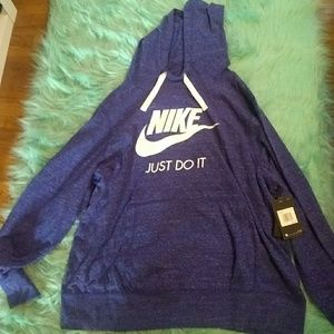 Nike purple hoodie. 2x brand new with tags paid 60